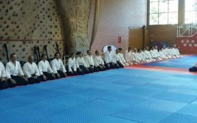 club deportivo Aikido Hanami Las Rozas